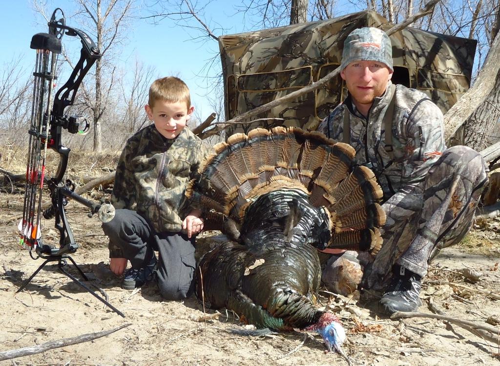 Jim Fahling turkey 2015